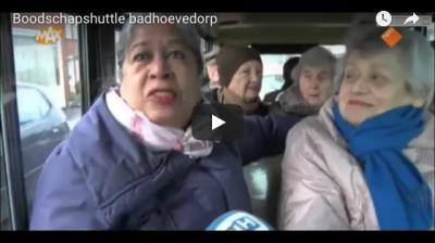 Bringo - shuttle Badhoevendorp